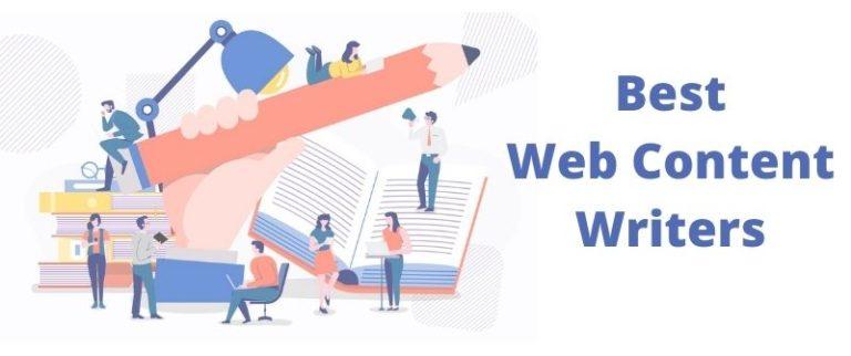 Website Content providers